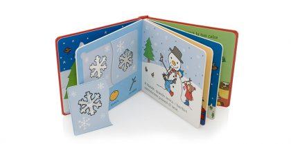 Libro per bambini di Natale