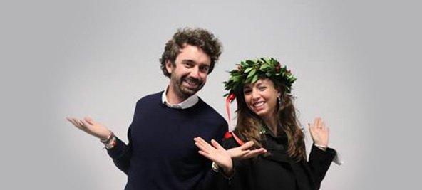 Filippo e Giulia Zechini